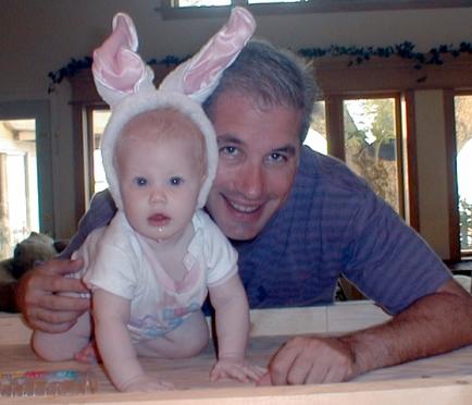 Daddy's littlest bunny 3 copy