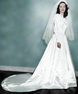 mc bride wedding day colorized