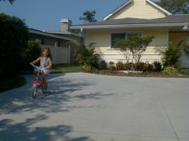 Rochelle riding her bike! 03 copy