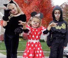 todds kid halloween 99