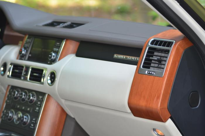 Deco Rover Inside