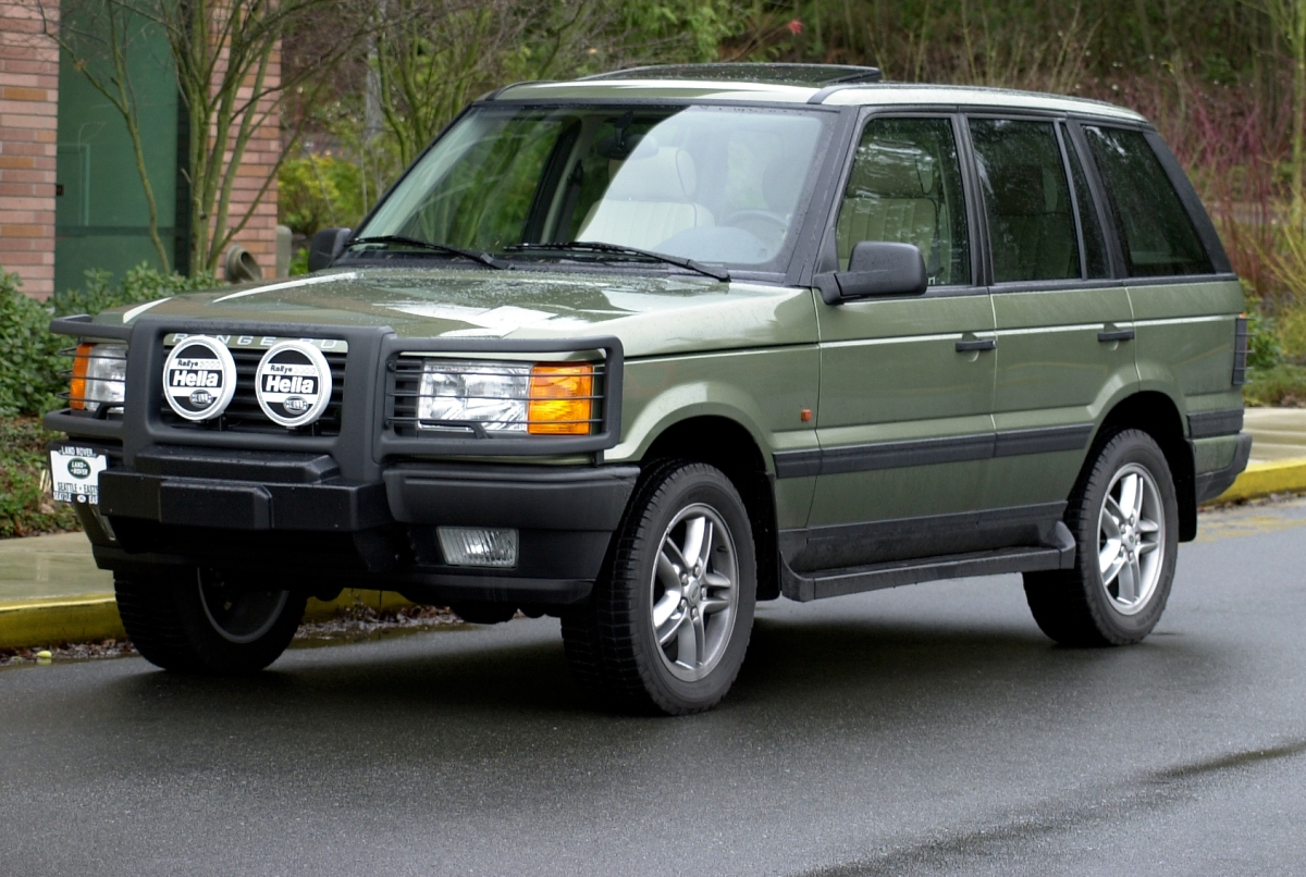 luxury vehicle the brush discovery hooniverse landrover utility land rover guard