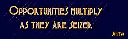 opportunities mulitply